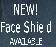 NEW! Face Shield AVAILABLE